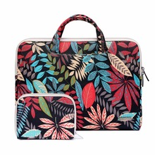 Patter Portable Handbag 14 15.6 Storage bag For Macbook Air Pro Retina 11 12 13.3 15.4 Laptop for Dell HP Xiaomi Notebook Case