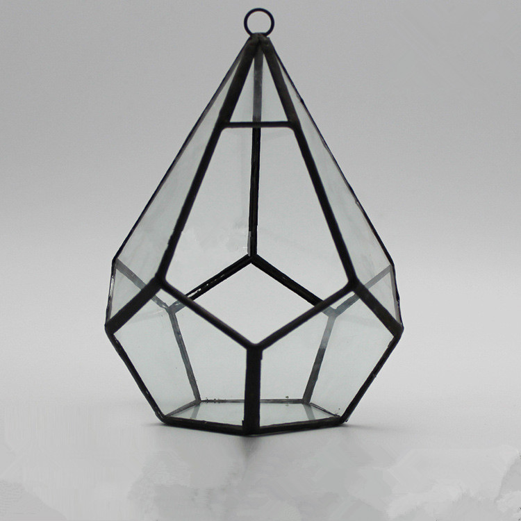 ᗛ4 unids/pack hermoso marco de Metal decoración del hogar florero ...