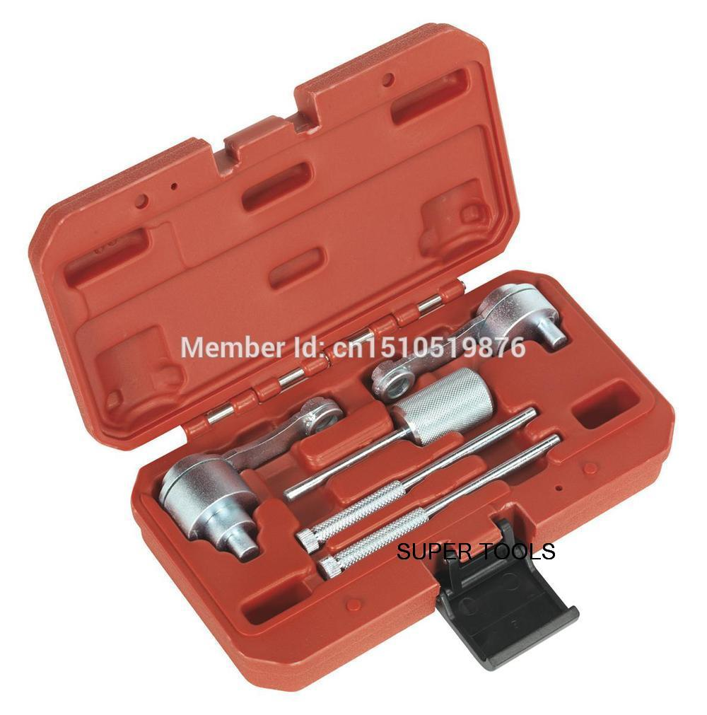 ФОТО Diesel Engine Locking Setting Timing Tool Kit For Jaguar Land Rover 2.7 AT2062