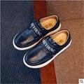 Chaussure Enfant Детская Кожаная Обувь Для Девочек Школа Обувь Мальчиков Chaussures Homme Спорт Обувь Для Мальчиков Мальчиков Кожаные Ботинки