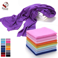 Nepalese Pure Cashmere brand design Shawl Scarf wrap Solid Color thick & soft warm for Winter quality guaranteed for men women
