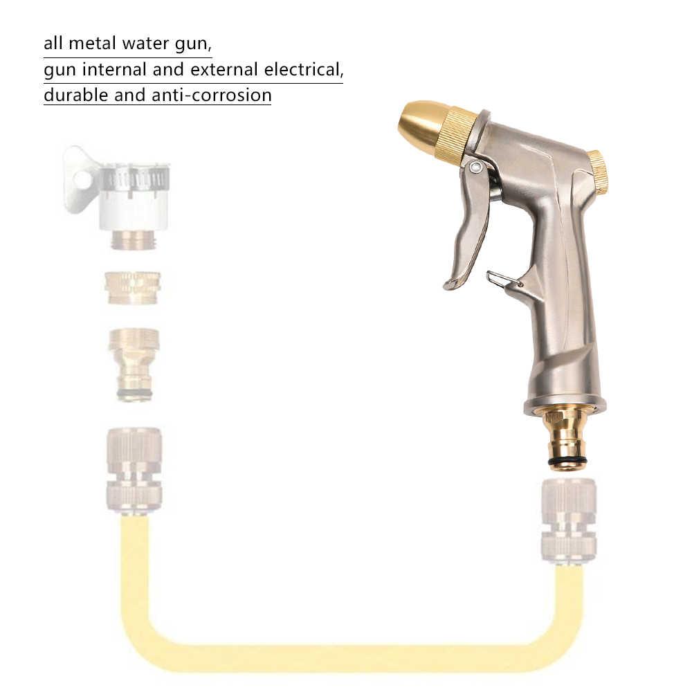 Auto Hoge Druk Power Waterpistool Wasmachine Water Jet Tuin Wasmachine Slang Wand Nozzle Spuit Gieter Sprinkler Tool