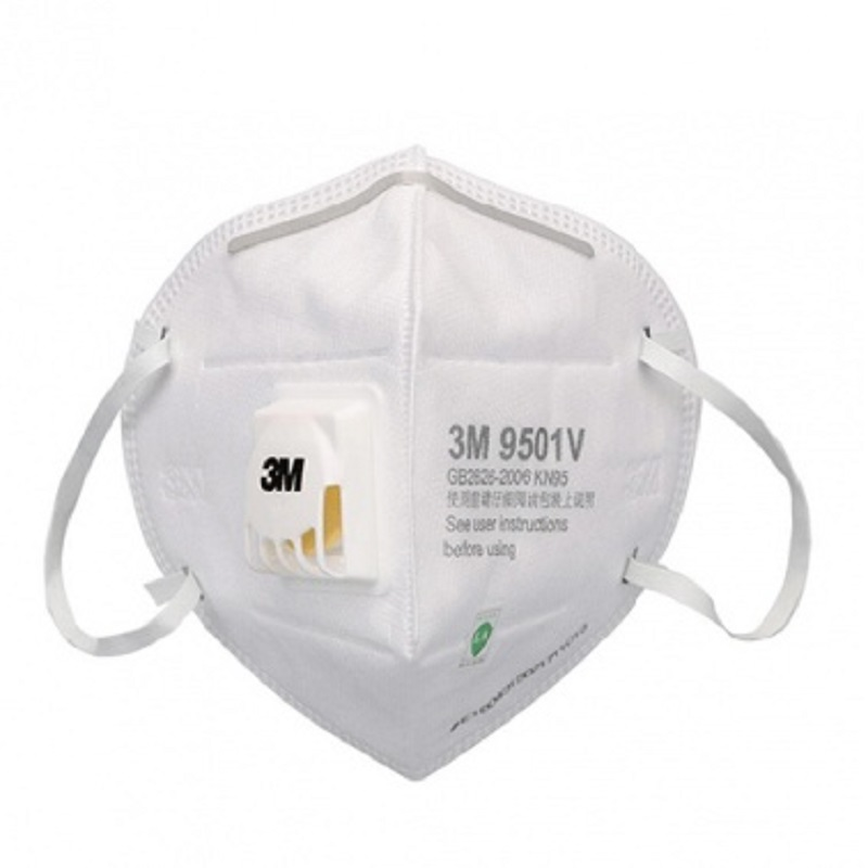 N95 25pcs Anti 2 5 Pm Mask 9502v 9501v Influenza Fog Dust 3m