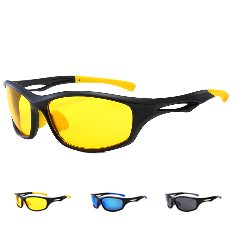 Bicycle glasses Sports motorcycle Cycling Riding Running UV Protective Goggles Sunglasses eyewears for Men Women