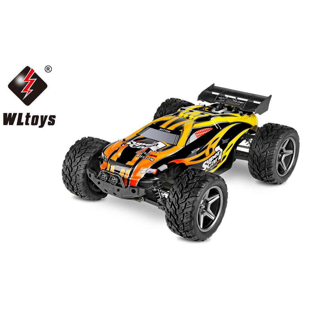 Wltoys 12404 1/12 2.4G 4WD 45km/h High Speed Waterproof RC Racing Car Buggy Truck Off-road Toys Remote Control VehicleWltoys 12404 1/12 2.4G 4WD 45km/h High Speed Waterproof RC Racing Car Buggy Truck Off-road Toys Remote Control Vehicle