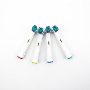 Image 3 - Cabeças de substituição para braun oral b, d12, d16, d29, d20, d32, 4 unidades/pacote SB 17A oc20, d10513, db4510k 3744 3709 3757 d19 oc18 d81