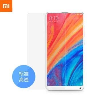 Xiaomi MIX 2 S Original PET Filme Protetor de Tela do Filme de Alta Permeabilidade Filme Curvo Completo Mix 2 S (Não vidro temperado) para MIX2S