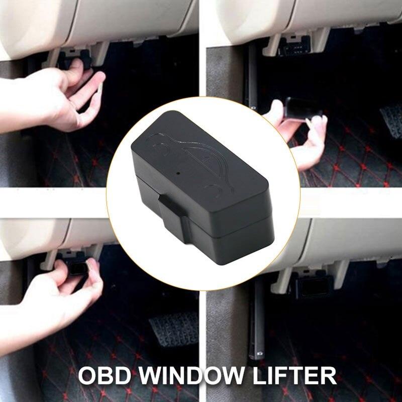 Подъемное устройство для окон автомобиля доводчик стекол автомобиля Профессиональный для окна автомобиля ближе автомобильный аксессуар дверь OBD Автоматическая прочная без ошибок