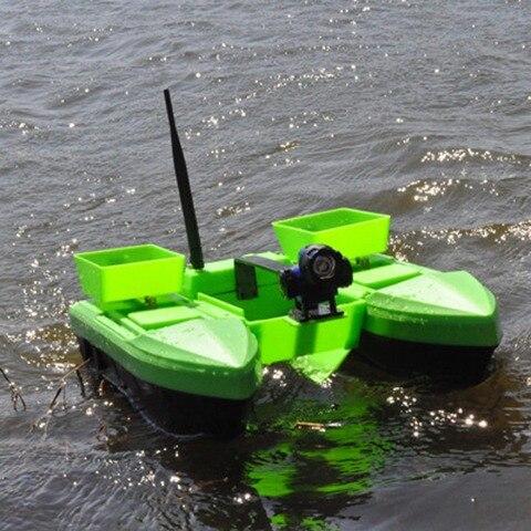 inventor dos peixes de barco remoto barco plug ue novo
