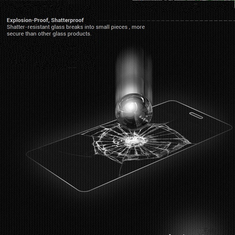 Image 5 - 2pcs For Huawei P Smart 2018 Premium 2.5D 0.26mm Tempered Glass Screen Protector For Huawei P Smart Protective Glass-in Phone Screen Protectors from Cellphones & Telecommunications