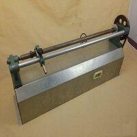 1 PC Electric foil paper cutting machine,hot foil paper roll cutting machine,stamping foil paper cutter(Cut width 82cm)