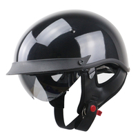 Skull design motorcycle helmet With internal sunglasses motorbike helmet Touring bike helmet for Harley Style bike helmet