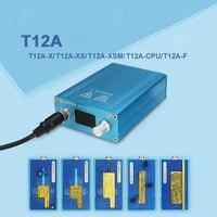 Профессиональная материнская плата iPhone  разделяющая нагревательную станцию  SS-T12A для iPhone XS XSMAX X IC CPU  разборная платформа