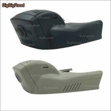 Buy online BigBigRoad For Mercedes-Benz GLA260 A180 2013-2015 Car Video Recorder FHD 1080P APP Control Wifi DVR car black box Dash Cam