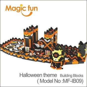 MAGIC FUN nuevo diseño comercial resistente al fuego epp foam building block precio para niños