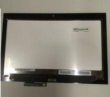 12.5 «дюйма FHD ЖК-дисплей Экран + Touch сборки n125hce-gn1 для Lenovo ThinkPad Йога 260 FHD 1920*1080 Замена дисплей Панель