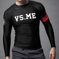 2018 Long Sleeve Swimwear Men Rash Guards Tops Male Swimming T Shirts Windsurf Bathing Suits Wetsuits Sun Protection Rash Guards