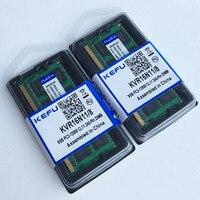 Новый 16 ГБ 2x8 ГБ DDR3 PC3 12800 1600 мГц sodimm 204 контактный Тетрадь памяти ноутбука памяти Оперативная память 1600 мГц низкой плотности Non ECC протестирова