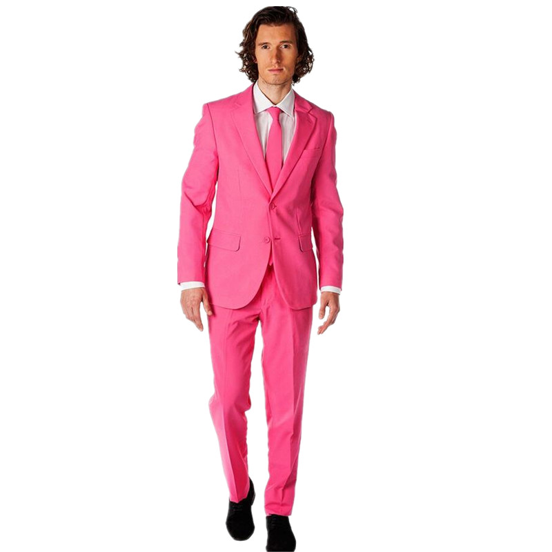 Pink Prom Suit - Go Suits