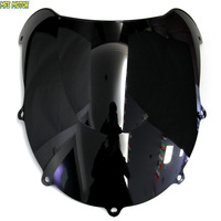 For Suzuki GSXR 600 750 1996 2000 96 97 98 99 00 Double Bubble Windshield Windscreen