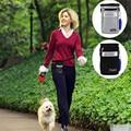 Mujeres perro Mascota merienda bolsas de Cintura Bolsa Bolsa de Los Hombres Zip Bolsa de Fanny Pack de Mano Pequeño Cinturón de Lazo Bolsos de Mujer #5687
