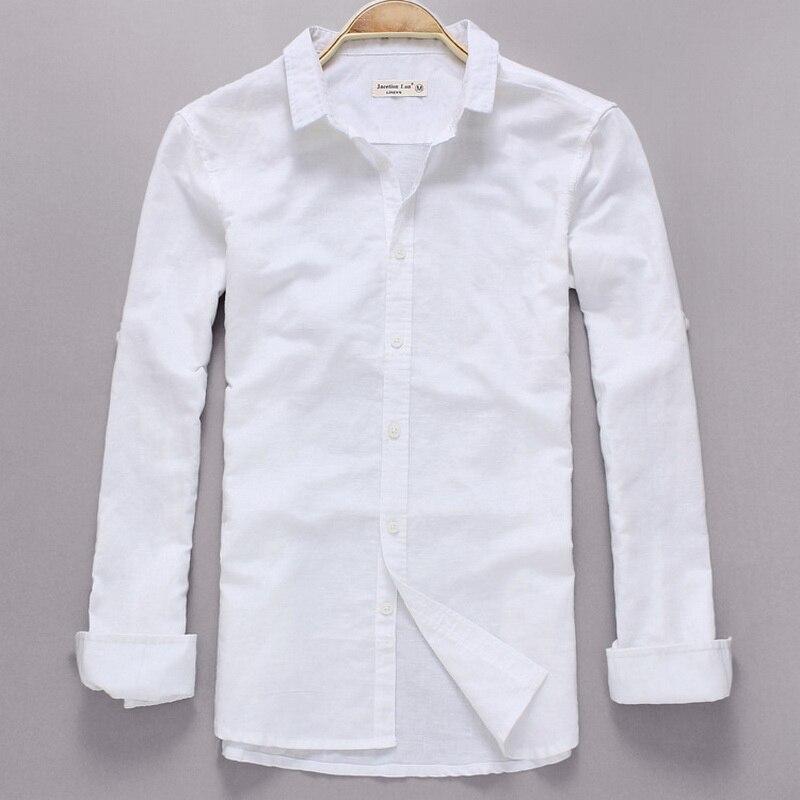 Nova Italija Stilska moška bombažna majica Modra majica s polnimi - Moška oblačila - Fotografija 6