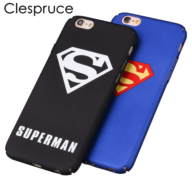 coque iphone 8 plus superman