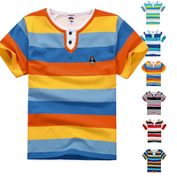 High Quality Breathable Children T Shirts Kids Boys Summer T Shirt Designs Teen Clothing For Boys