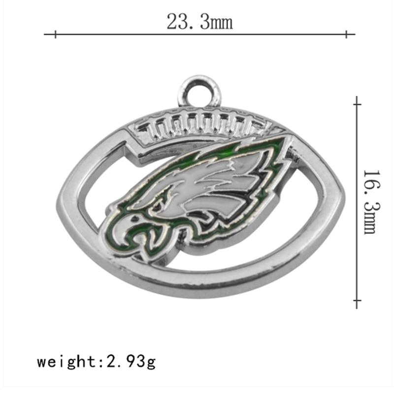 Philadelphia Eagles charm (9)
