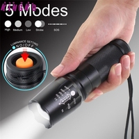 High Quality 2x 5000lm X800 ShadowHawk Tactical Flashlight LED Military Grade G700 Torch Lamp