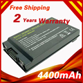 4400 mah batería para hp business notebook 4200 nc4200 nc4400 tc4200 tc4400 381373-001 383510-001 hstnn-ib12 hstnn-ub12 pb991a
