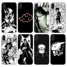 Naruto Black IPhone Cases (10 Models)