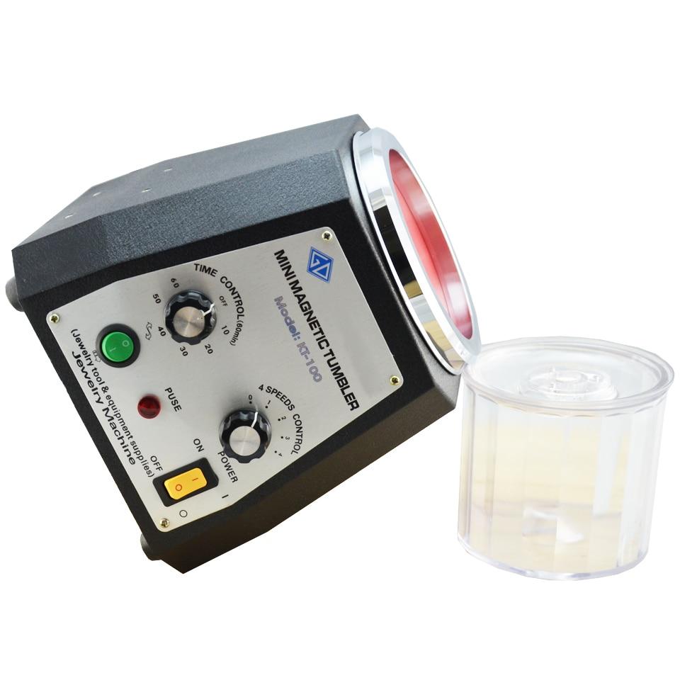 Toolfit KT-100 Magnetická sklenička 220 V Magnetický lešticí - Elektrické nářadí - Fotografie 5