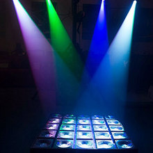 15W DMX512 stage light RGBW DJ party KTV Mirror Ball Moving Head Light Mini Spot Light for Party wedding Stage EU/US Plug 4x lot 15w led mini moving head spot light moving stage moving head goos stage effect light for bar ktv hotel