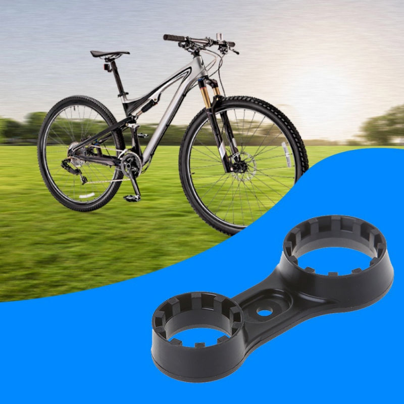 Mountain Bicycle Front Fork Remove Wrenches Spanner Double Head MTB Bike Repair Tools For SR Suntour XCT/XCM/XCR