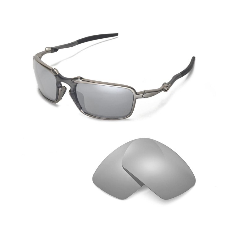 3a97ac5e98 Walleva Replacement Lenses for Oakley Fuel Cell Sunglasses -Multiple  Options  (Black - Polarized )