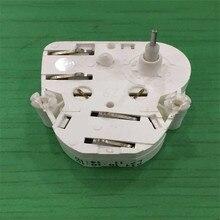 Автомобиль 15 в металл белый VDO шаговый двигатель металлический вал для BWM датчик кластера Температура топлива об/мин скорость