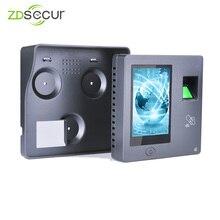 """Системы контроля доступа двери с """" сенсорный экран салфетки карты бесплатно SDK"""