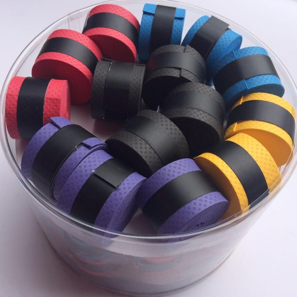 60 pecs/lot High quality Badminton Grip/tennis overgrips/tennis Sweatband