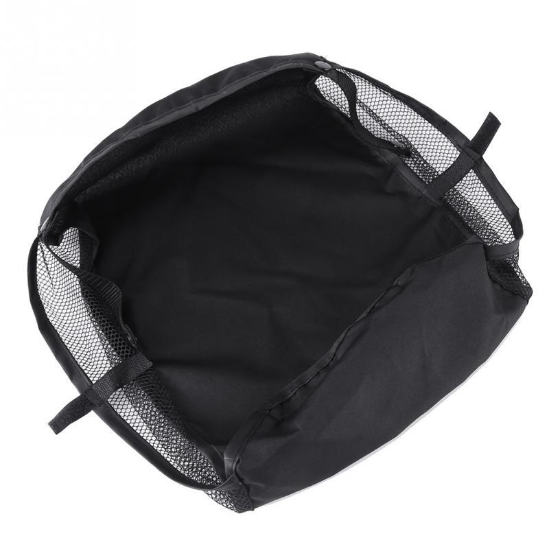 1 шт., детская коляска, корзина на дно, многофункциональная дорожная сумка для коляски, чехол для хранения покупок, органайзер, сумка для коляски, подвесная сумка - Цвет: AS Pictures