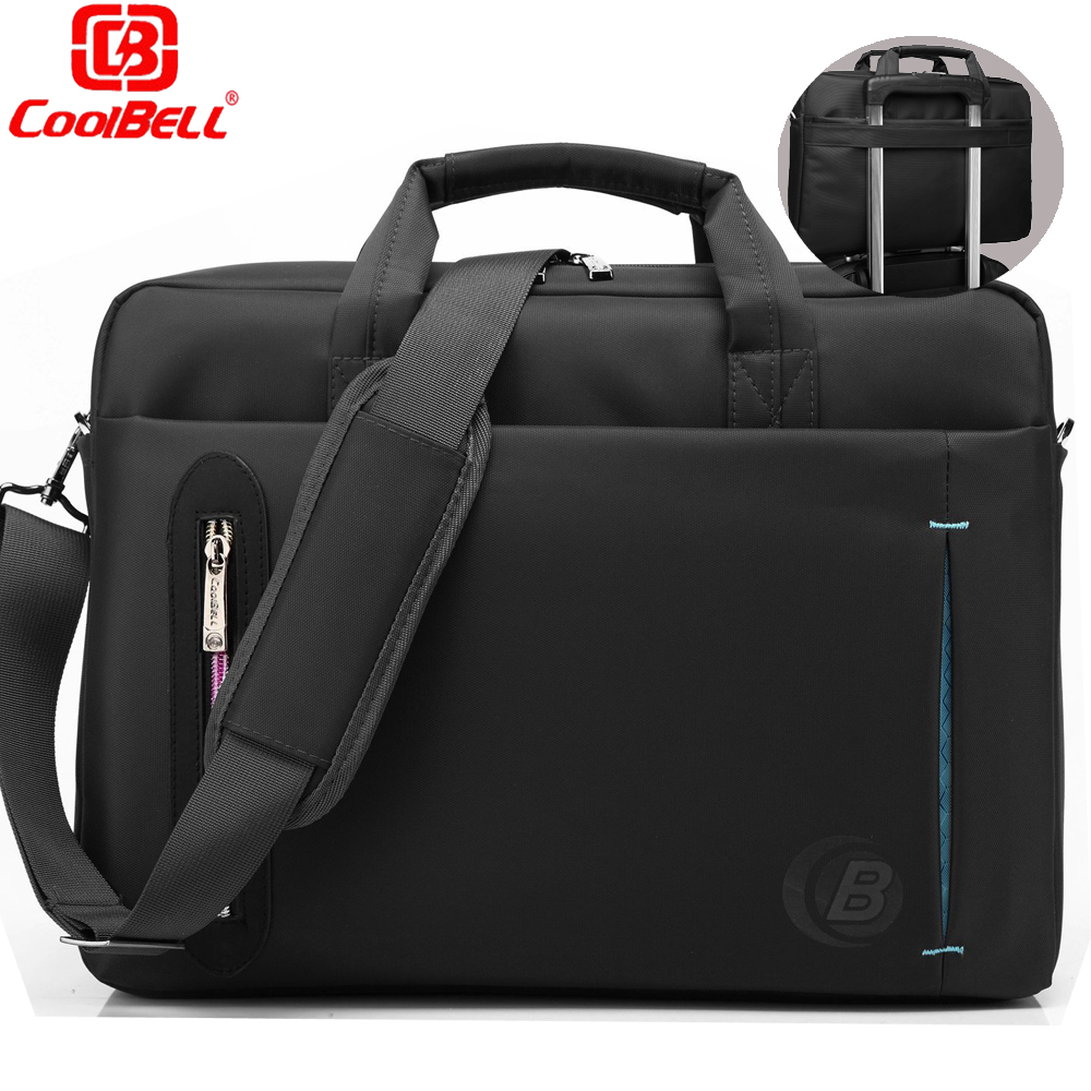 2017 Brand 17 3 15 6 inch Laptop Bag 17 15 Notebook Computer Bag Waterproof Messenger