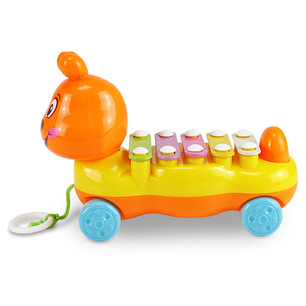 Toy-Cartoon-Metal-ABS-Caterpillar-Glockenspiel-Kids-Toy-Musical-Instrument-Baby-Infant-Playing-for-Children-4