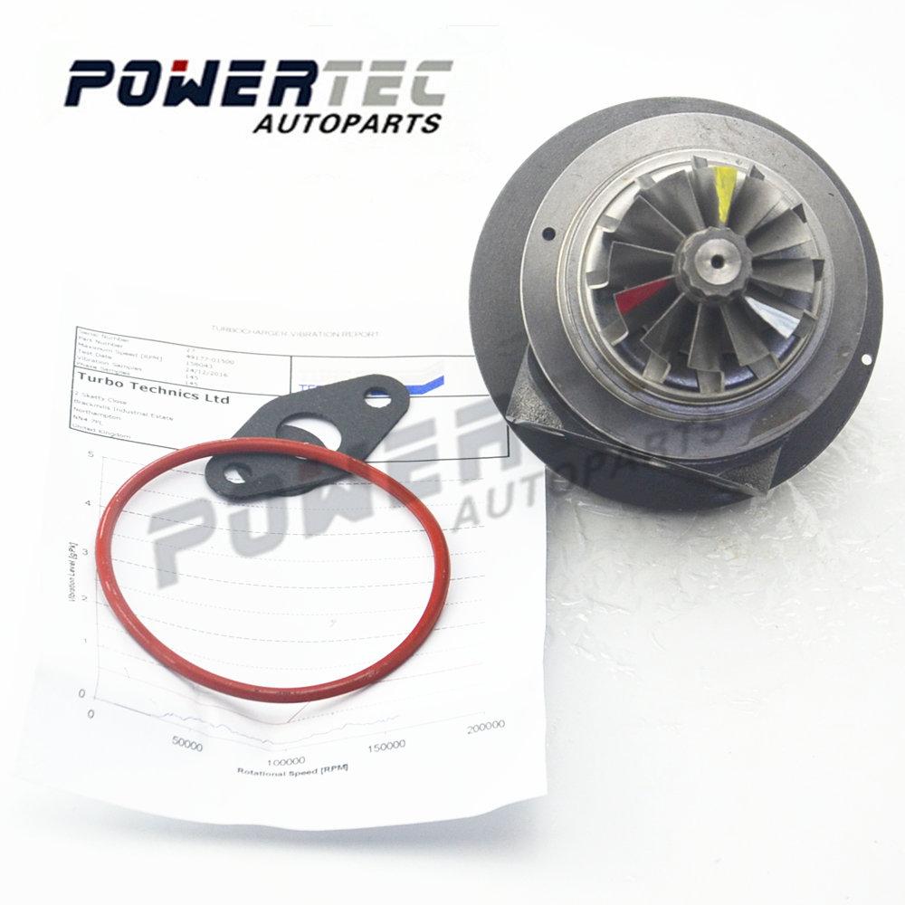 TD04 turbocharger core cartridge 49177 01500 MD106720 49177 01510 MD168053 NEW Turbo CHRA for Mitsubishi Pajero