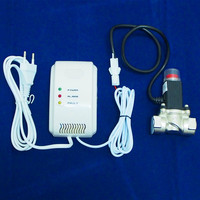 Combustible Gas Detector LPG Natural Gas Detector Best Selling House Security Alarm Gas Leak Detector And