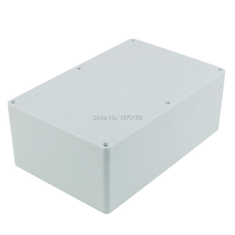 230mmx150mmx85mm Waterproof Junction Box DIY Terminal Connection Box Enclosure image