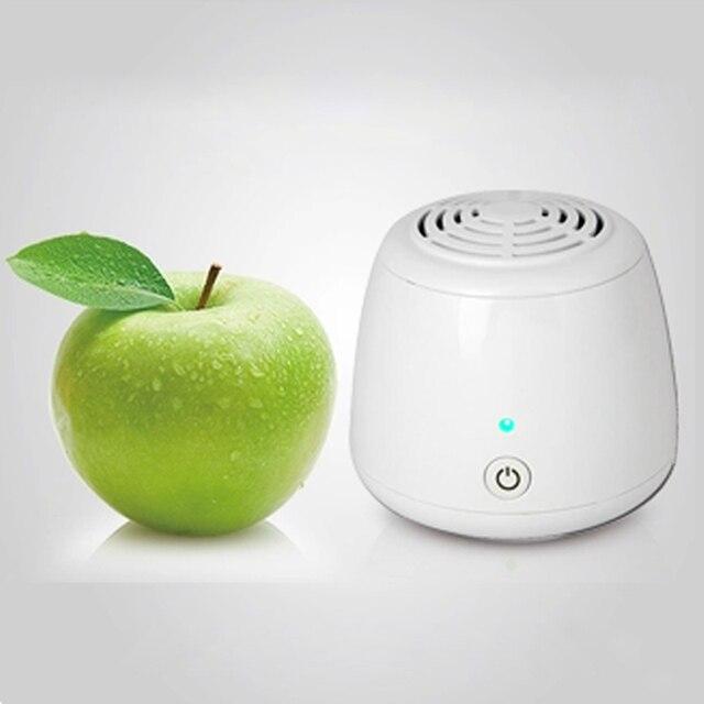 New Ozone Generator Ionizer O Fresh Air Purifiers Food Preservation - Bathroom air purifier