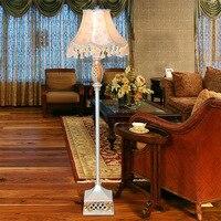 European creative fashion minimalist living room floor lamp floor lamp modern American vertical landing bedroom be