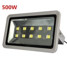 1 шт. LED 1 шт. наружного освещения 500 Вт Epistar Светодиодный прожектор AC85-265V Прожектор Водонепроницаемый вне светодиодный REFL