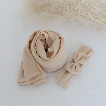 5pcs/lot Jersey Stretch wrap  Newborn Baby stretch Knit Wrap Newborn Photo Props Baby Swaddle Backdrop Layer fabirc