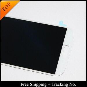 Image 3 - جهاز تتبع الشحن المجاني رقم 100% مختبرة LCD لسامسونج S4 I9500 LCD i9505 شاشة عرض LCD تعمل باللمس